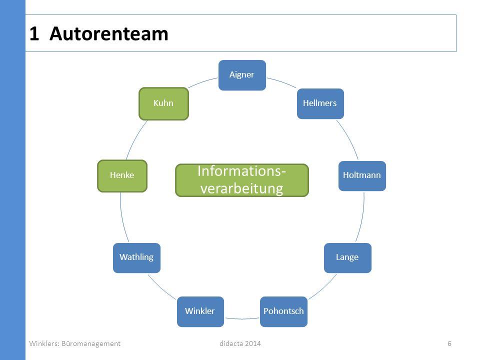 Informations-verarbeitung