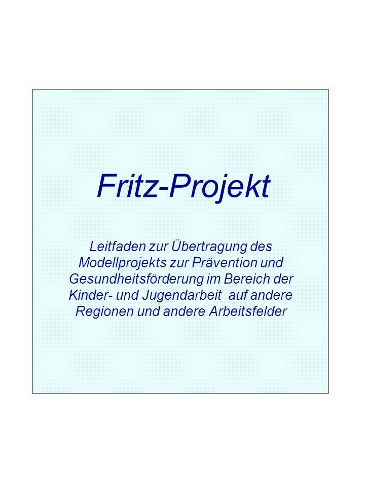 Fritz-Projekt