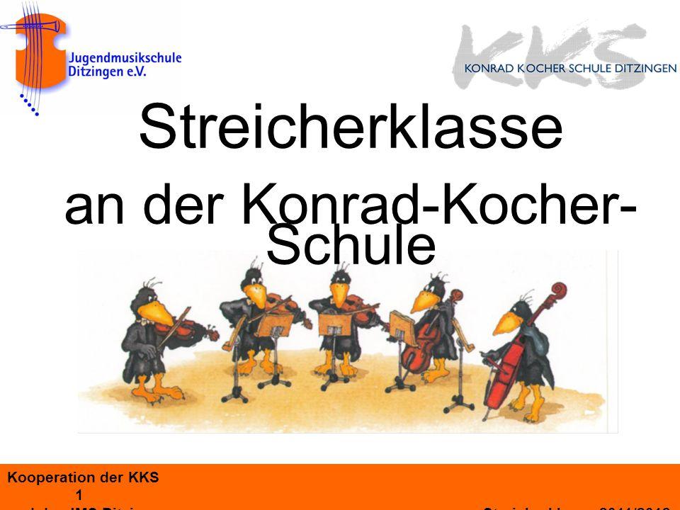 an der Konrad-Kocher-Schule