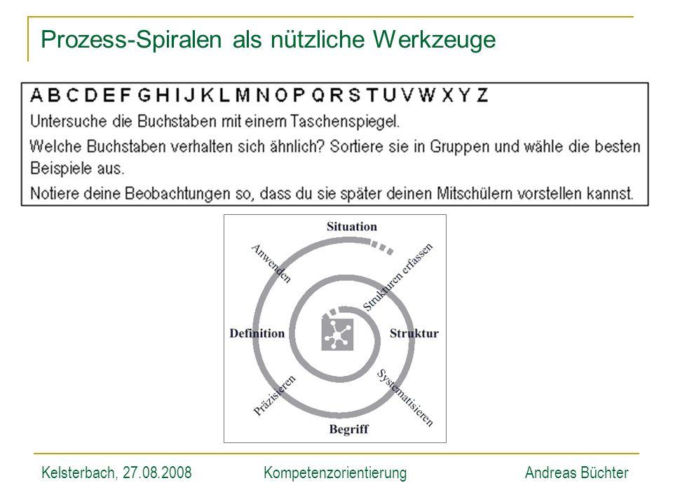 Prozess-Spiralen als nützliche Werkzeuge