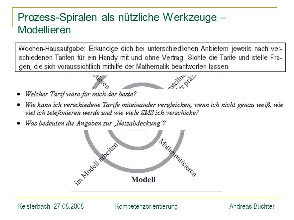 Prozess-Spiralen als nützliche Werkzeuge – Modellieren