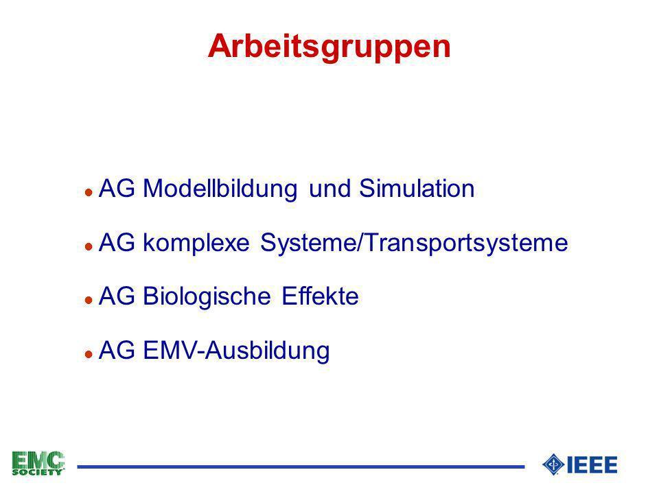 Arbeitsgruppen AG Modellbildung und Simulation