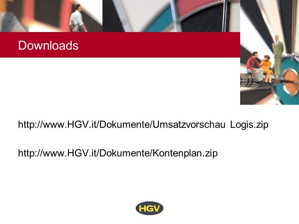 Downloads http://www.HGV.it/Dokumente/Umsatzvorschau Logis.zip