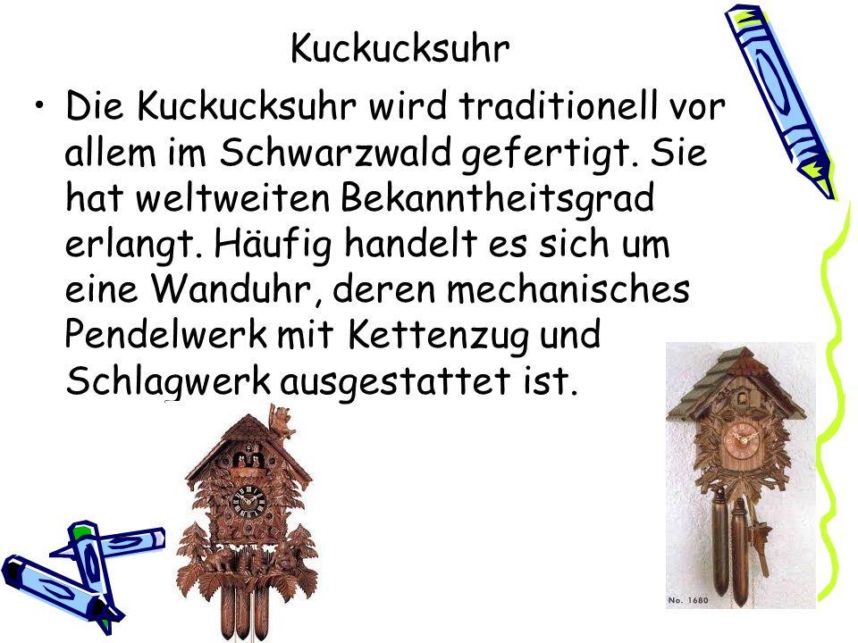 Kuckucksuhr