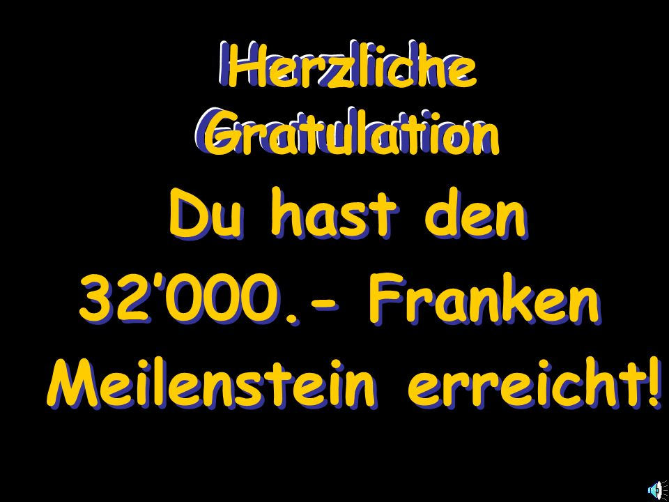 Herzliche Gratulation Herzliche Gratulation Herzliche Gratulation