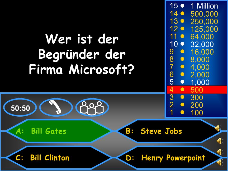 Wer ist der Begründer der Firma Microsoft