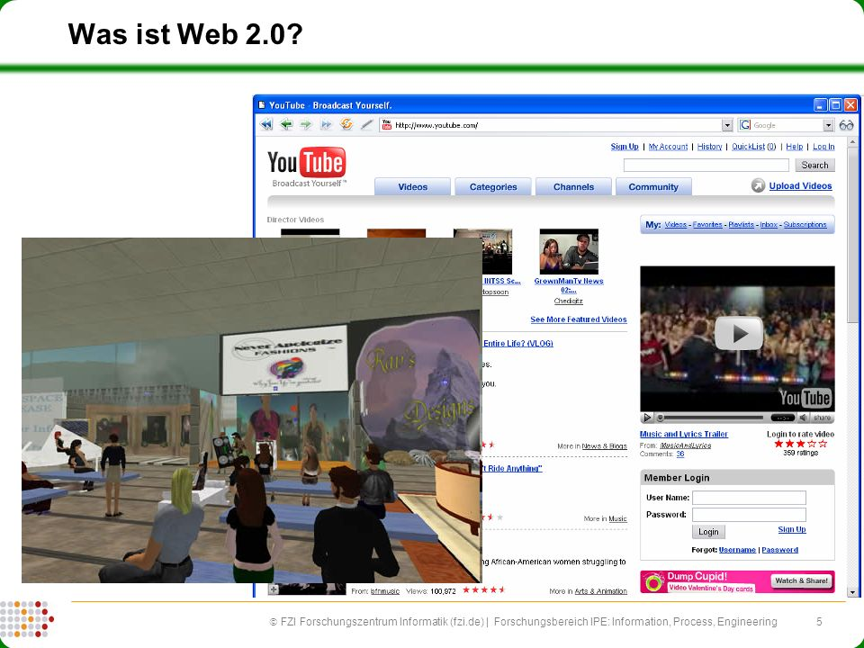 Was ist Web 2.0