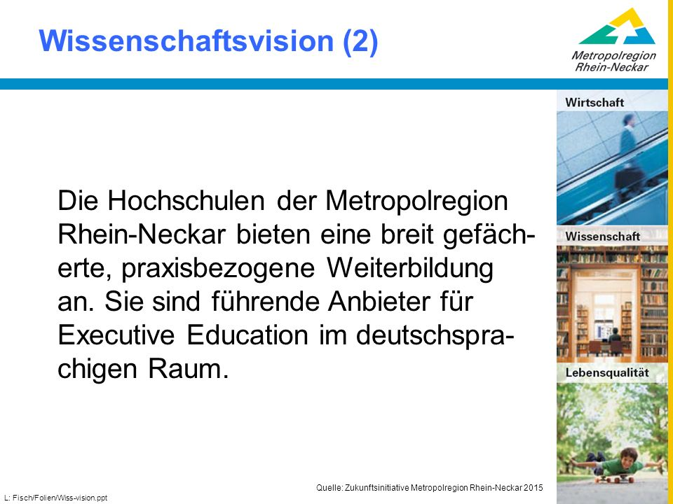 Wissenschaftsvision (2)