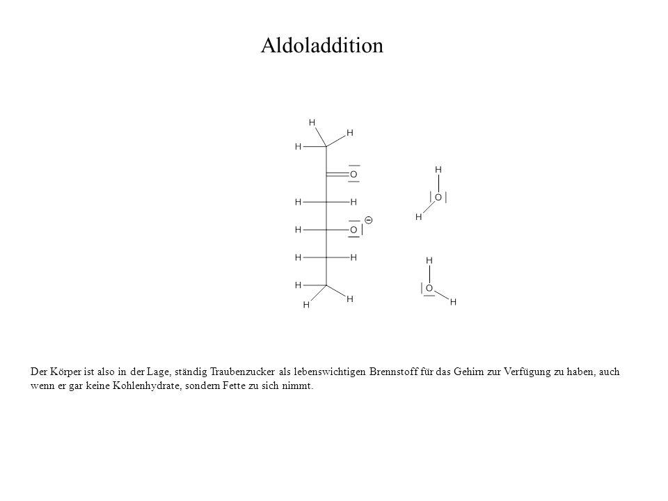 Aldoladdition