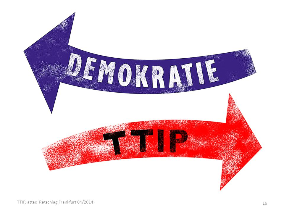 TTIP, attac Ratschlag Frankfurt 04/2014