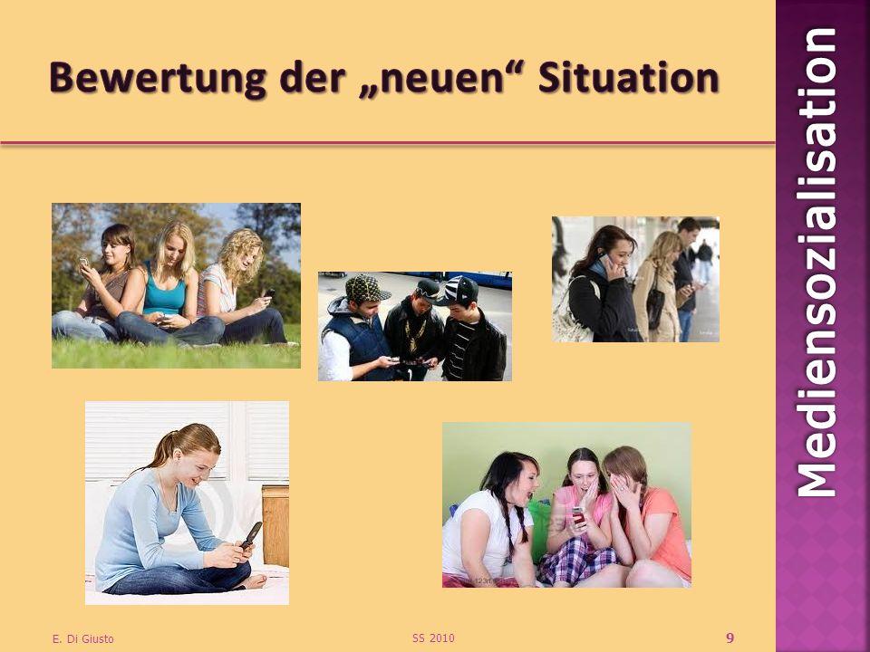 """Bewertung der """"neuen Situation"""