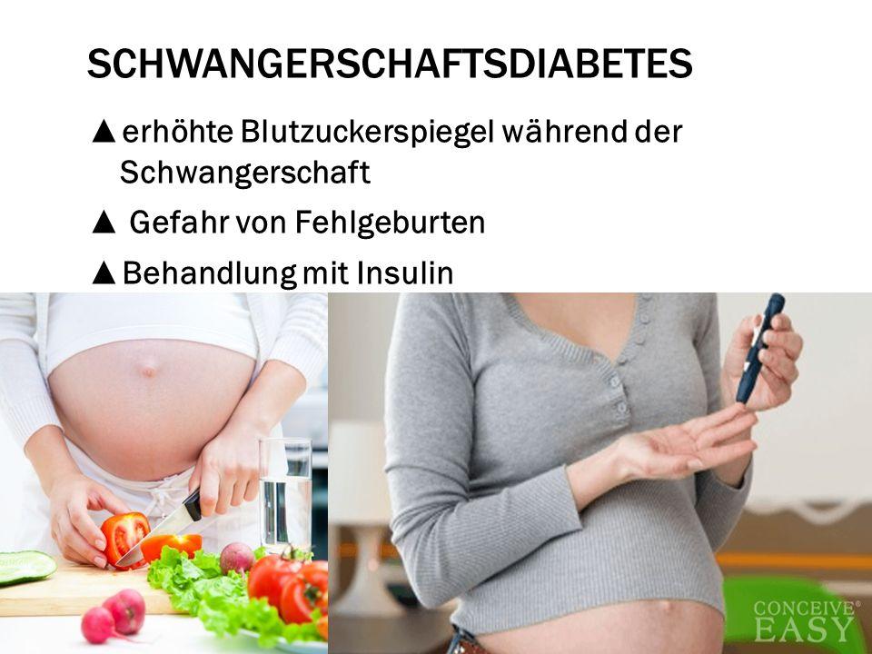 Schwangerschaftsdiabetes