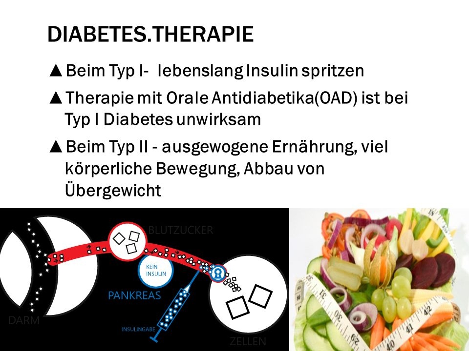 Diabetes.therapie
