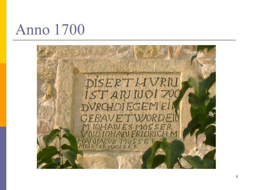 Anno 1700