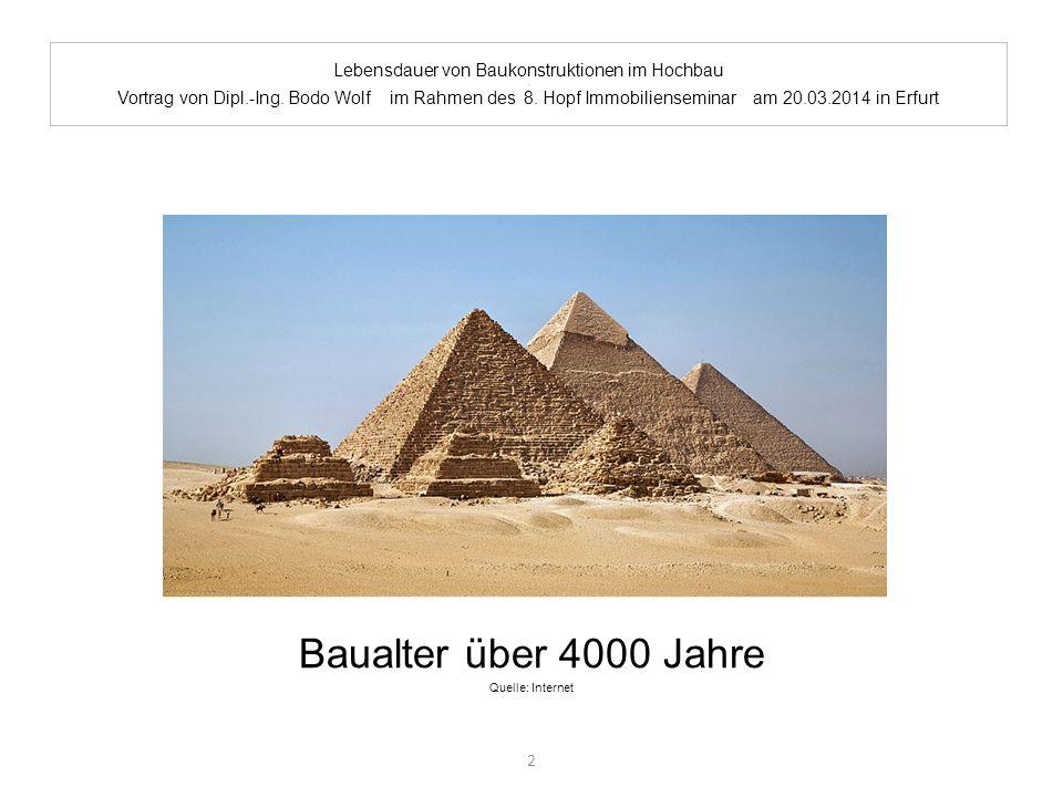 Baualter über 4000 Jahre kopfaaaaaaaaaaaa