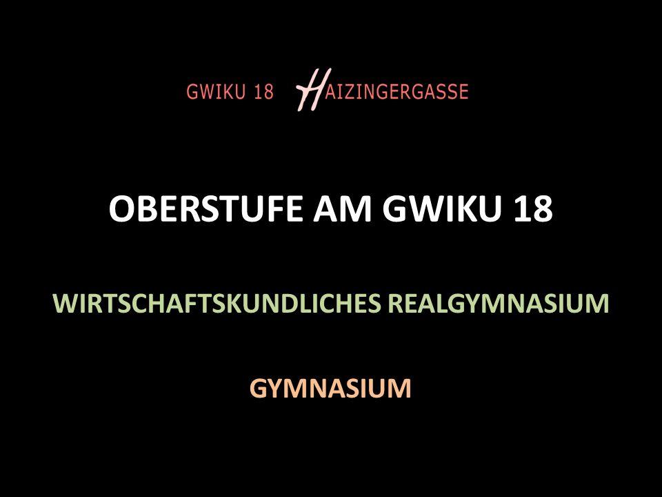 WIRTSCHAFTSKUNDLICHES REALGYMNASIUM GYMNASIUM