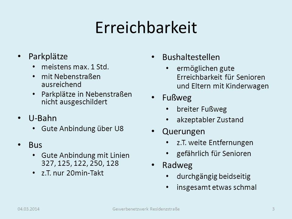 Gewerbenetzwerk Residenzstraße