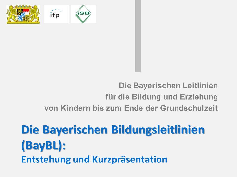 Die Bayerischen Leitlinien