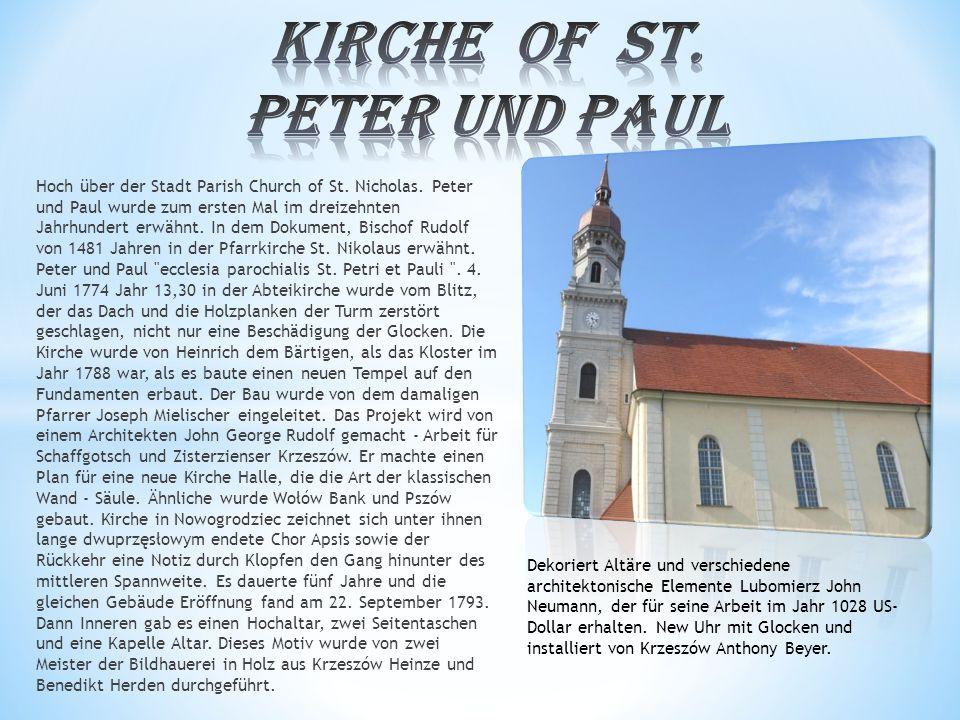 Kirche of st. Peter und paul