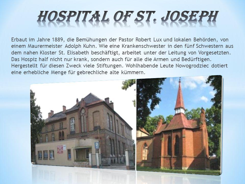 Hospital of St. Joseph