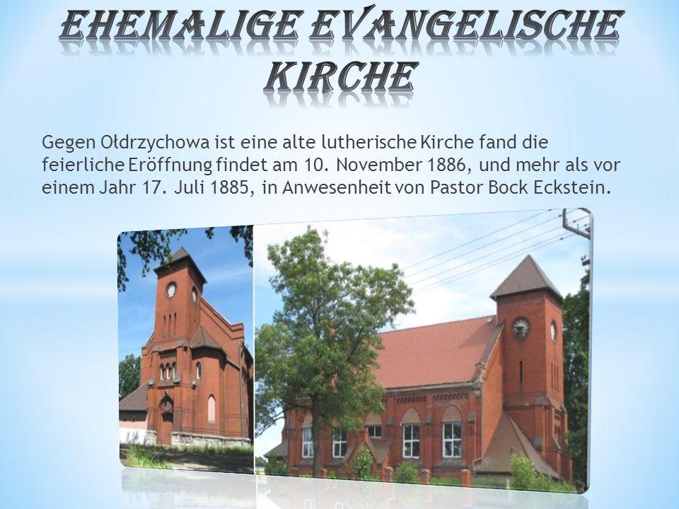Ehemalige evangelische Kirche