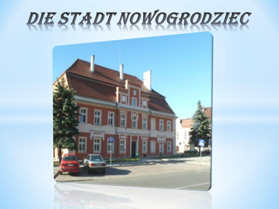 Die Stadt Nowogrodziec