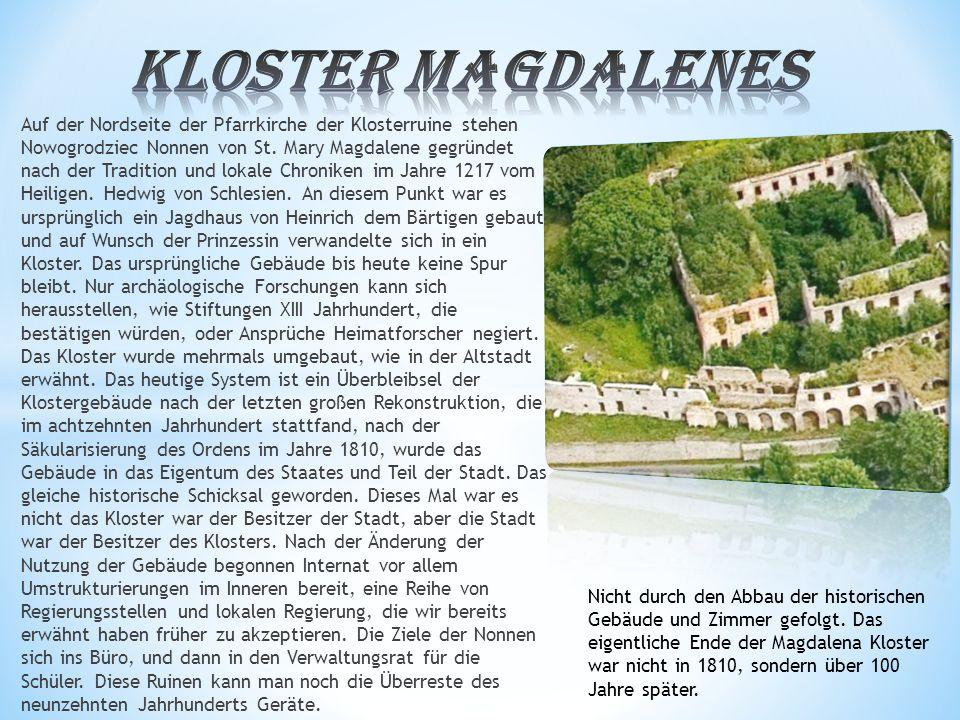Kloster Magdalenes