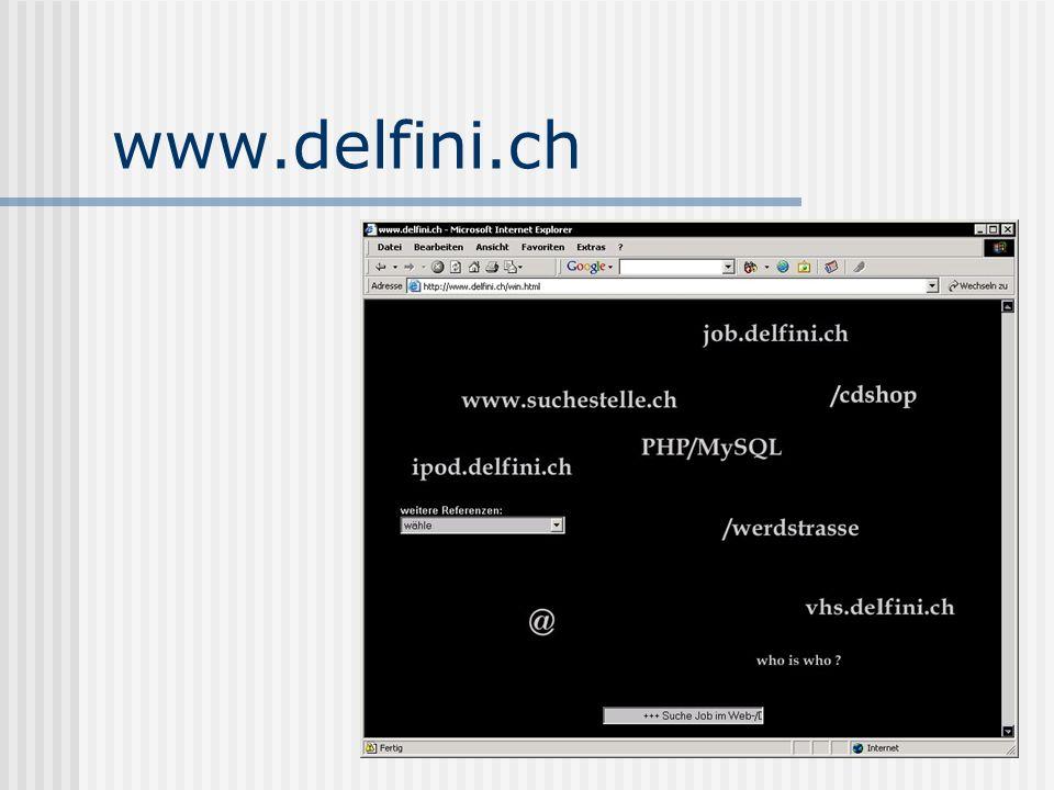 www.delfini.ch www