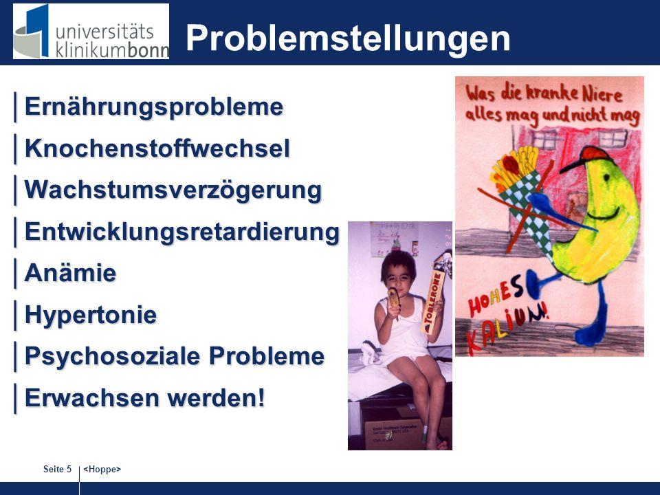 Problemstellungen Ernährungsprobleme Knochenstoffwechsel