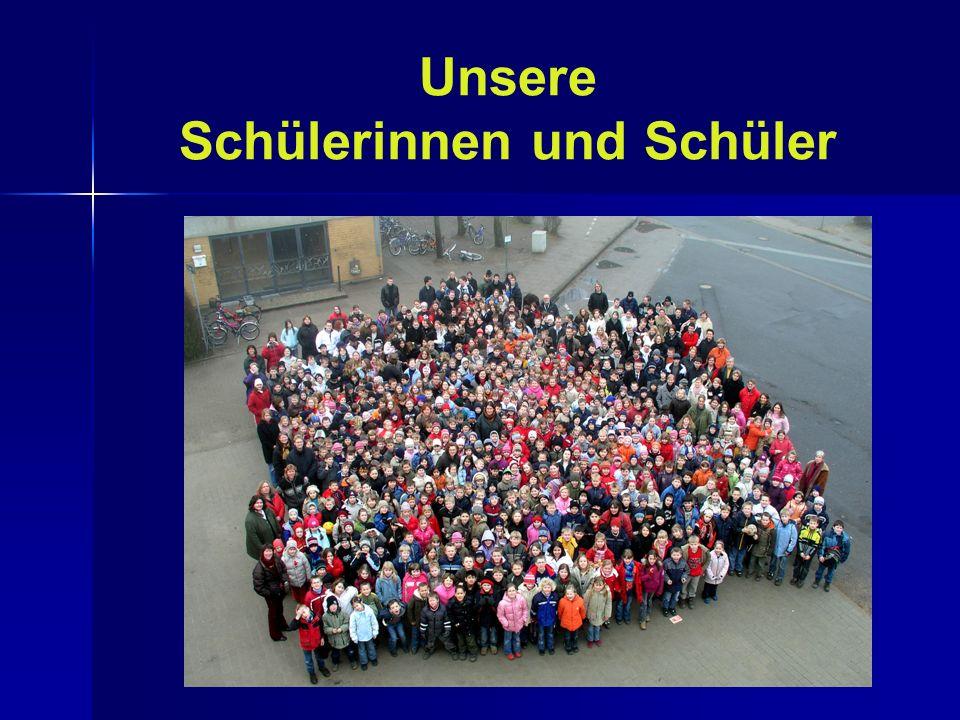 Unsere Schülerinnen und Schüler