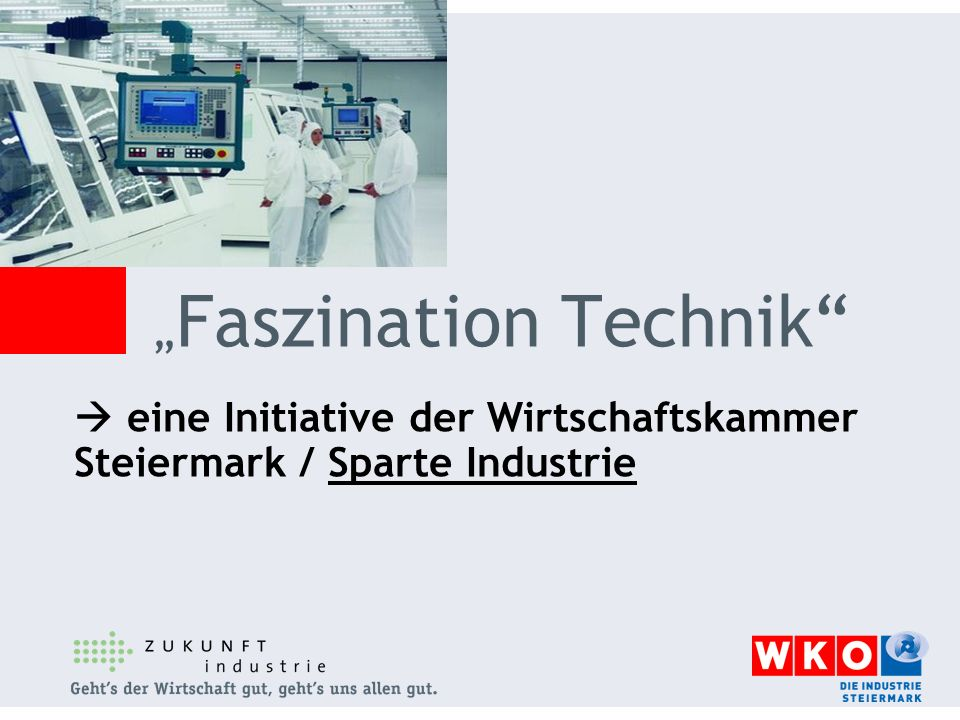 """Faszination Technik"