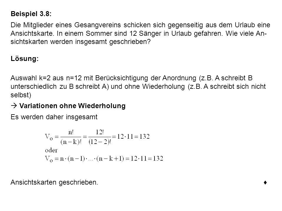 Beispiel 3.8: