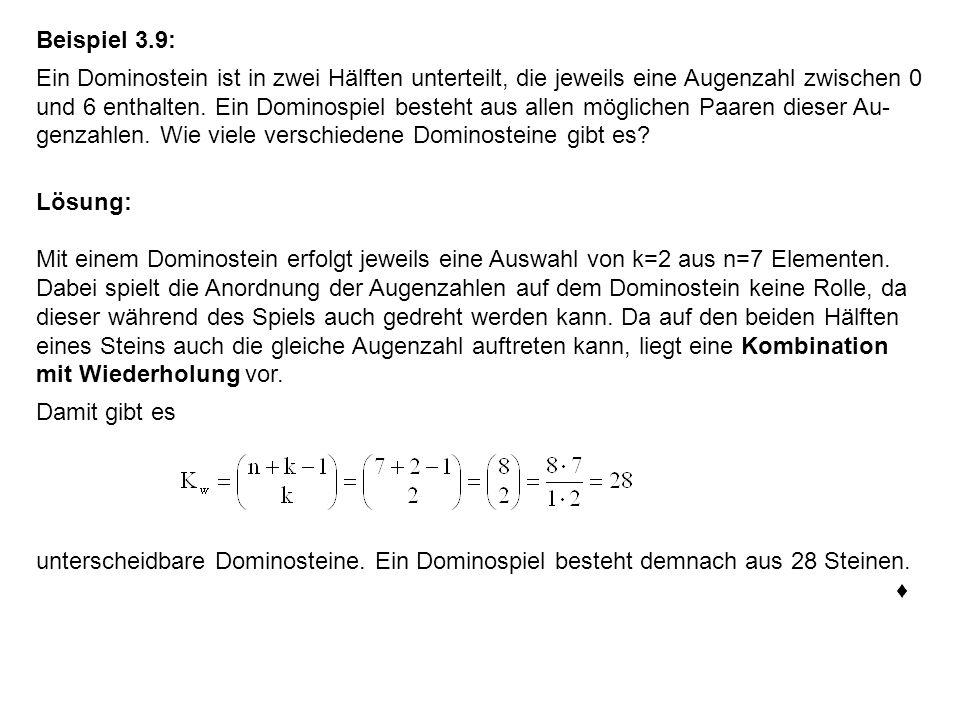 Beispiel 3.9: