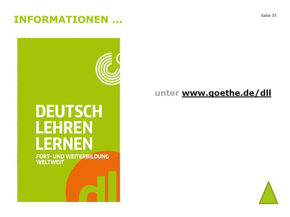 unter www.goethe.de/dll