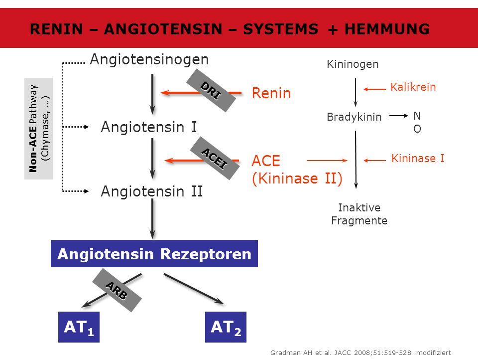 Angiotensin Rezeptoren