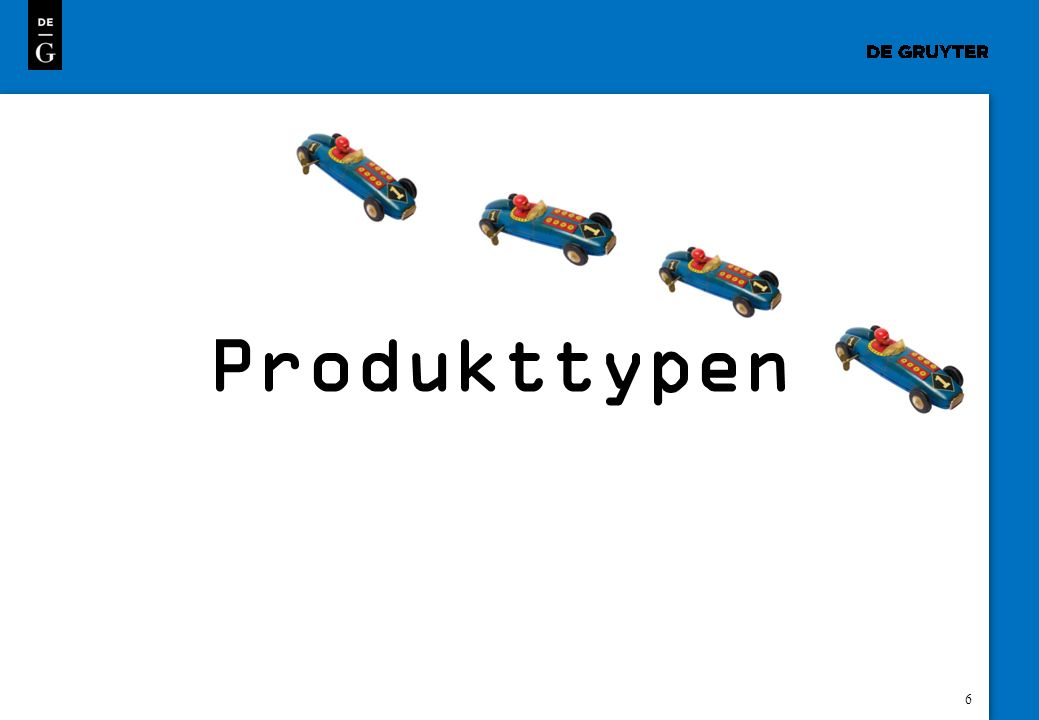 Produkttypen
