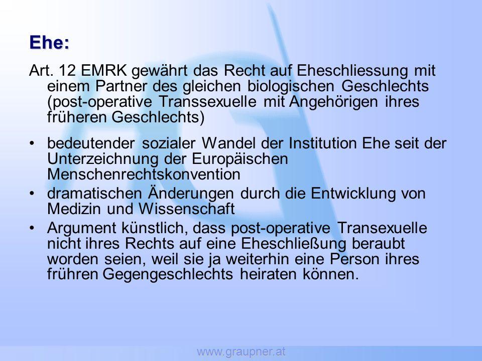www.graupner.at Ehe: