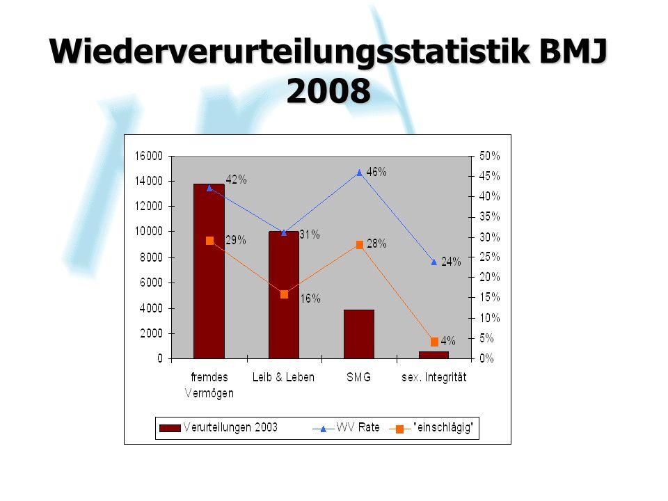 Wiederverurteilungsstatistik BMJ 2008