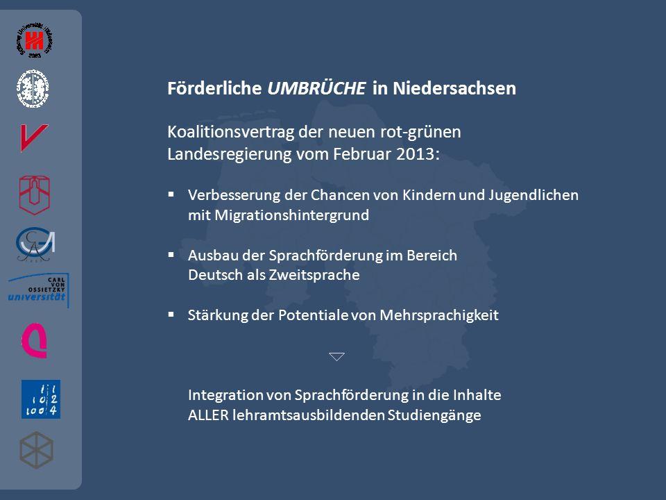 Förderliche UMBRÜCHE in Niedersachsen