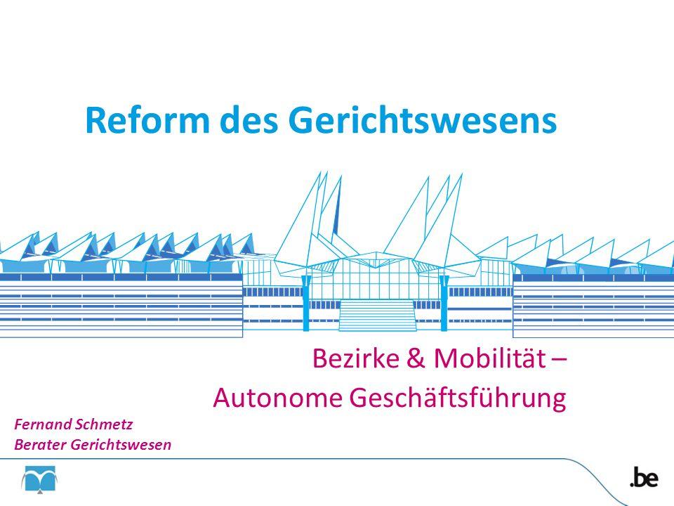 Bezirke & Mobilität – Autonome Geschäftsführung