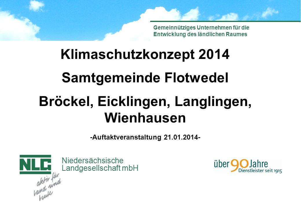 Samtgemeinde Flotwedel Bröckel, Eicklingen, Langlingen, Wienhausen