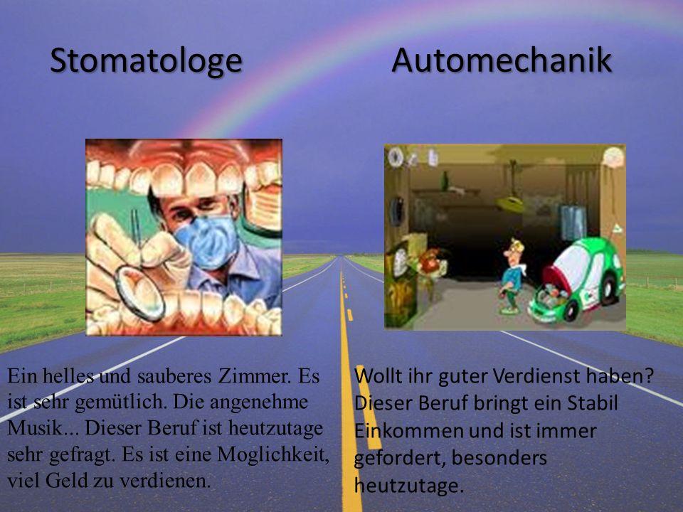 Automechanik Stomatologe