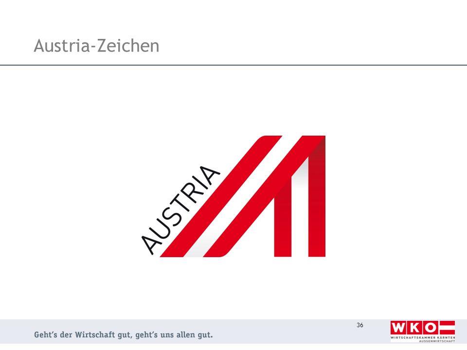 Austria-Zeichen