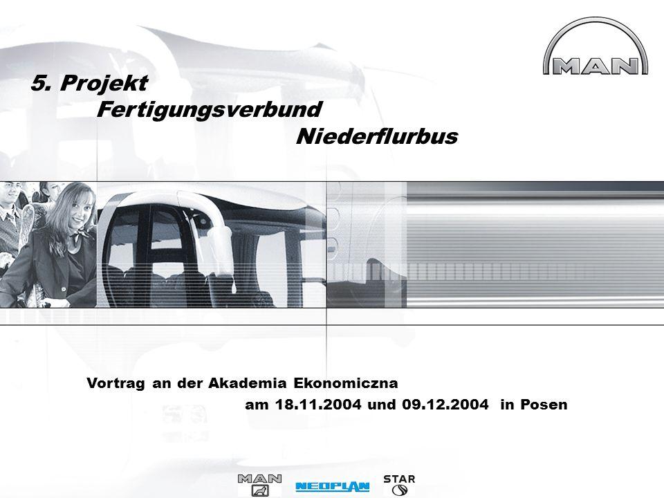 5. Projekt Fertigungsverbund Niederflurbus