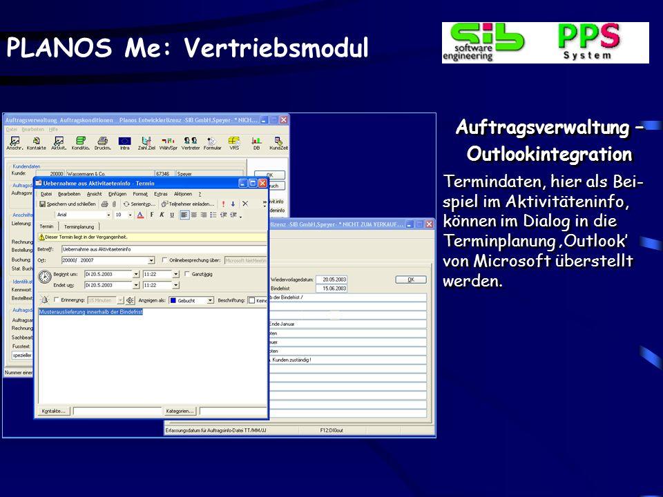 Auftragsverwaltung – Dokumente