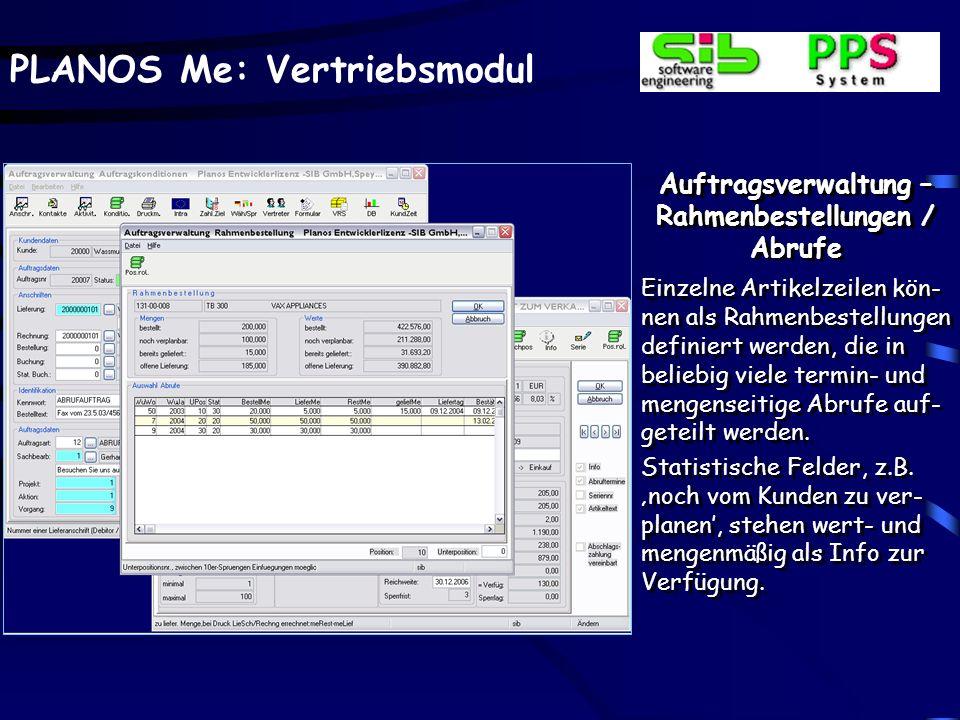 Auftragsverwaltung – Textverarbeitung