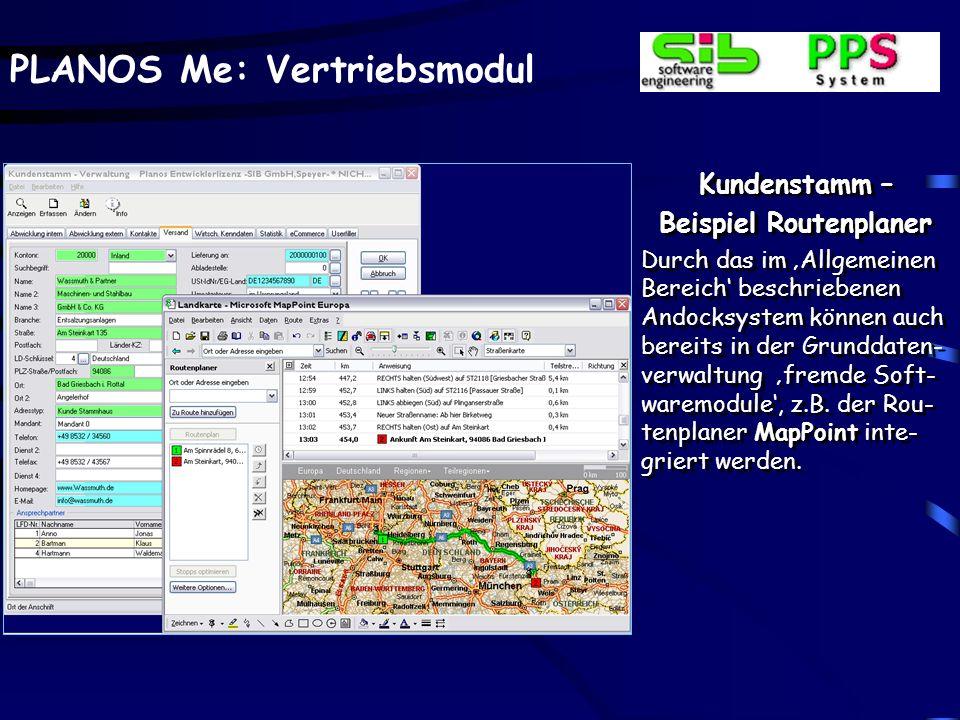 Beispiel E-Mail-Versand