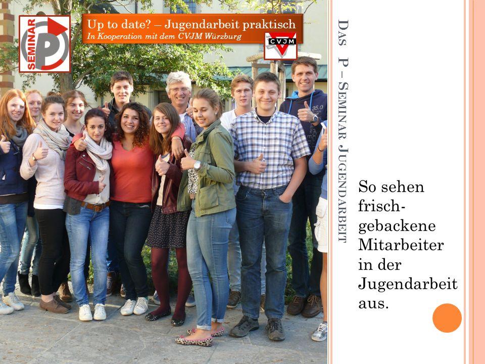 Das P – Seminar Jugendarbeit