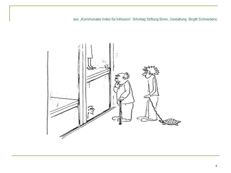 """aus """"Kommunaler Index für Inklusion (Montag Stiftung Bonn, Gestaltung: Birgitt Schnieders)"""