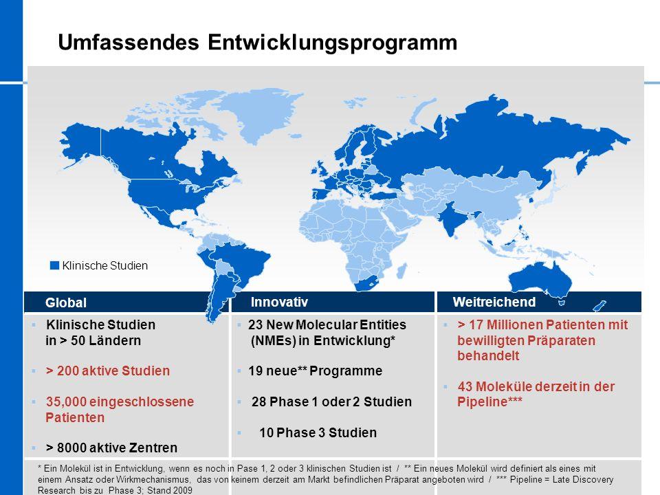 Umfassendes Entwicklungsprogramm